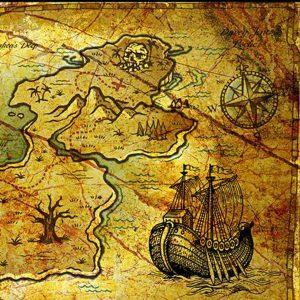 نقشه گنج کادوی سورپرایزی
